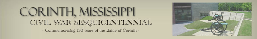 Corinth Civil War 150